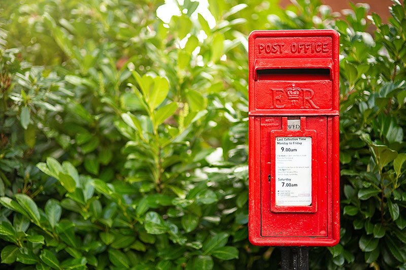 Royal Mail Post Box: UK Mainland Postcodes For Woocommerce Shipping Rates
